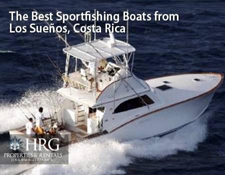 sportfishing, los suenos, costa rica, vacation