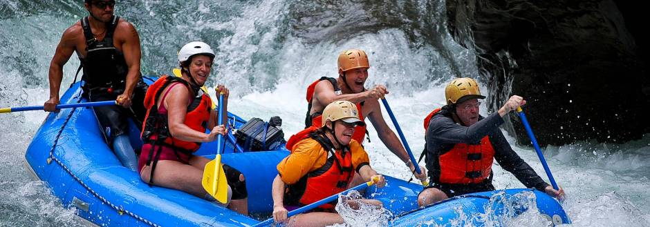 River rafting Costa Rica