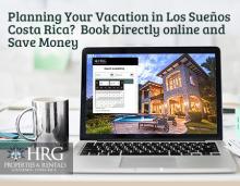 los suenos, real estate, costa rica vacation, luxury vacation, book online