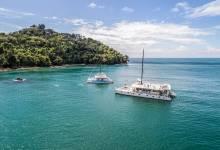 catamaran tour tortuga island